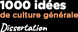 La méthode de la dissertation Logo